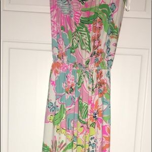 NWT Lilly Pulitzer for Target maxi dress